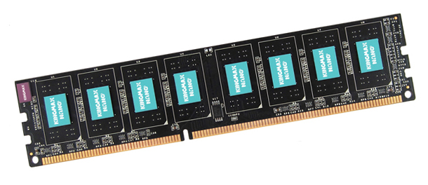 dram ddr3 nano v5 1 KINGMAX HERCULES DDR3 DRAM Leads To the Eco Friendly No Heat Sink Generation