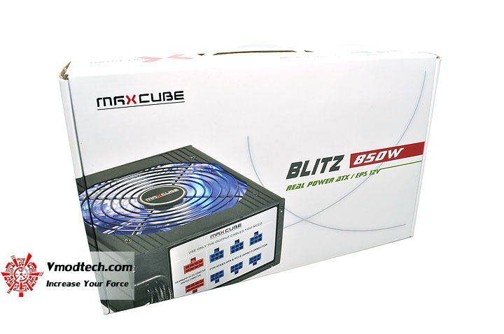 dsc 0149 MAXCUBE BLITZ 850W 80Plus Review