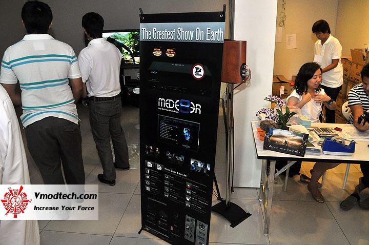dsc 0016 พาชมบรรยากาศงานเปิดตัว Mede8er MED500X Hi Def media player