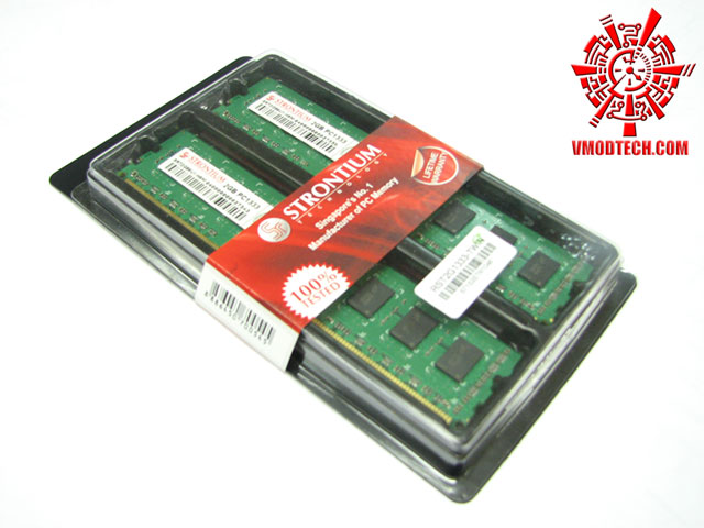 p 351 STRONTIUM Memory DDR3 4GB Micron D9KPT Chips!!