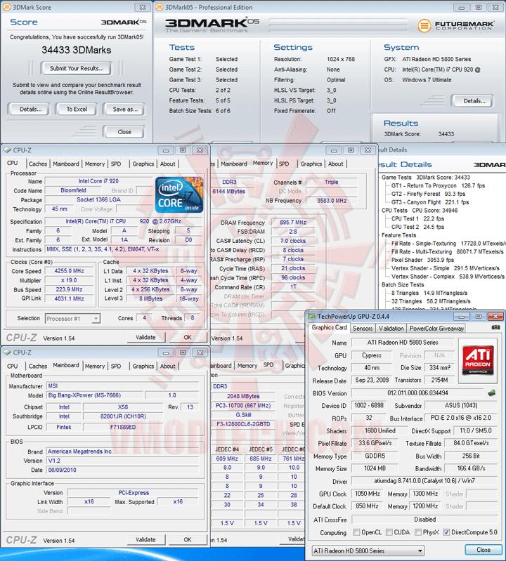 05 MSI Big Bang XPower Gaming Mainboard Review