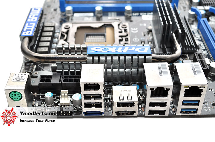 dsc 0111 MSI Big Bang XPower Gaming Mainboard Review