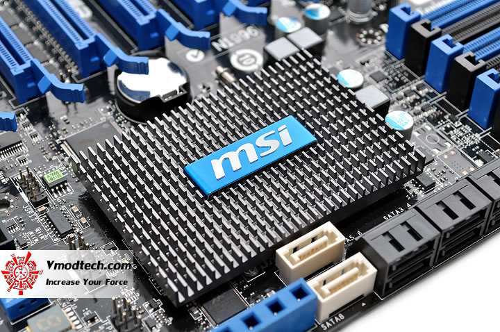 dsc 0132 MSI Big Bang XPower Gaming Mainboard Review
