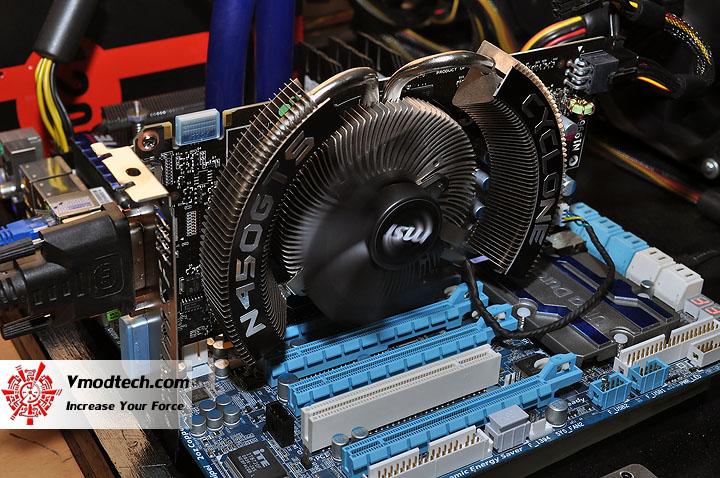 dsc 0001 MSI N450GTS CYCLONE IGD5 GeForce GTS 450 1GB GDDR5 Review