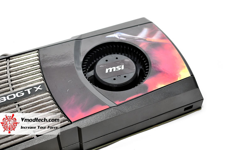 dsc 0022 MSI N480GTX M2D15 GeForce GTX 480 1536MB DDR5 Review