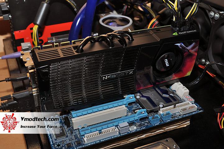 dsc 0092 MSI N480GTX M2D15 GeForce GTX 480 1536MB DDR5 Review