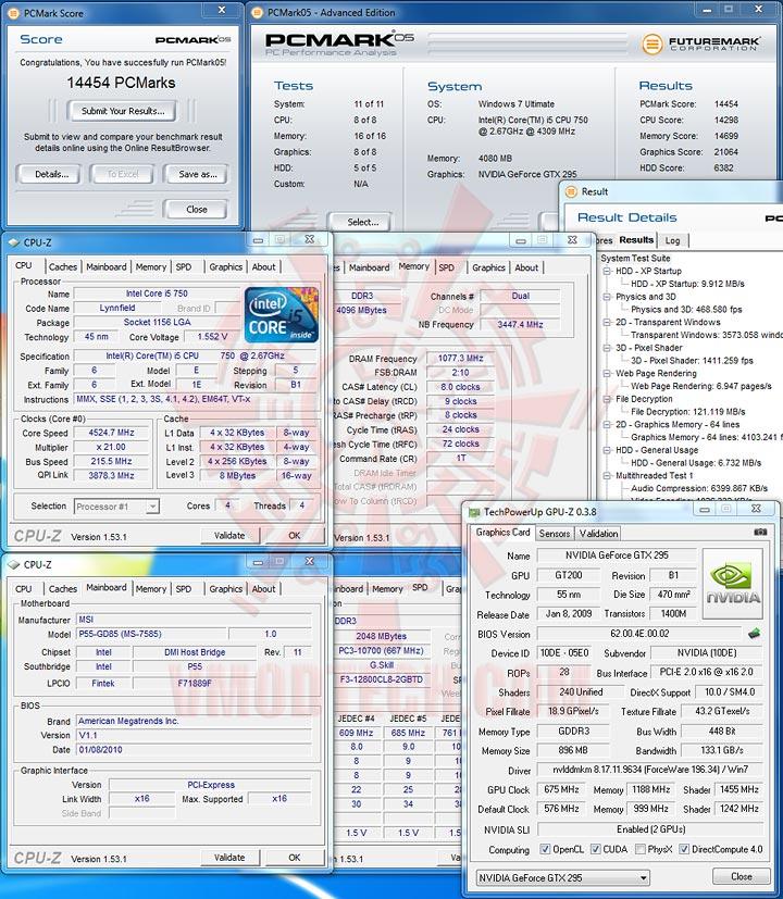 pcm05 MSI P55 GD85 : Review