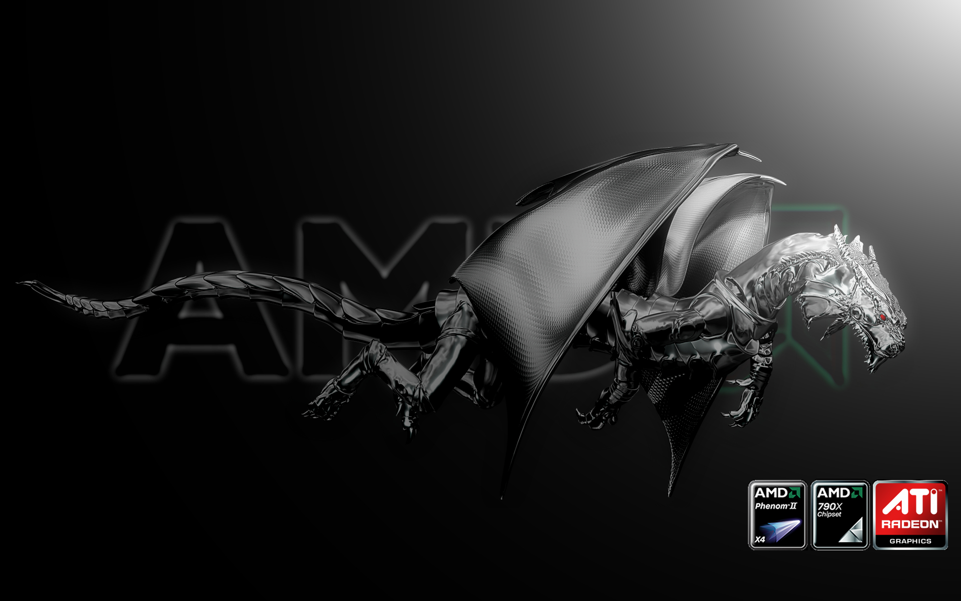 download amd dragon wallpapers - photo #19