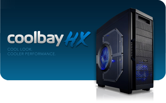 11 NOX COOLBAY HX Chassis