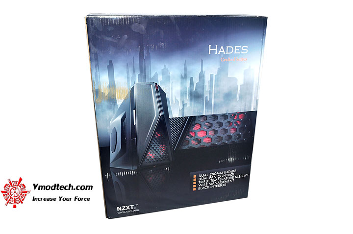 dsc 0096 NZXT HADES CHASSIS Review