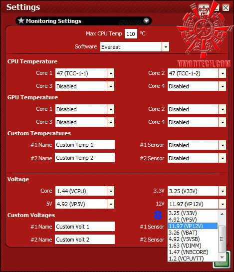 occt6 เรามาแก้ค่าเซนเซอร์ใน OCCT 3.1.0 ให้ถูกต้องด้วย EVEREST กันดีกว่า
