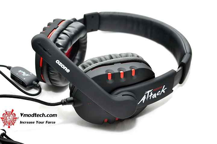 dsc 0225 OZONE Attack Stereo Gaming Headset Review