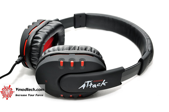 dsc 0242 OZONE Attack Stereo Gaming Headset Review