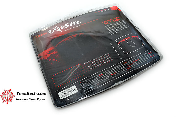 dsc 0070 OZONE RADON 5K Laser Gaming Mouse & OZONE EXPOSURE Mousepad Review