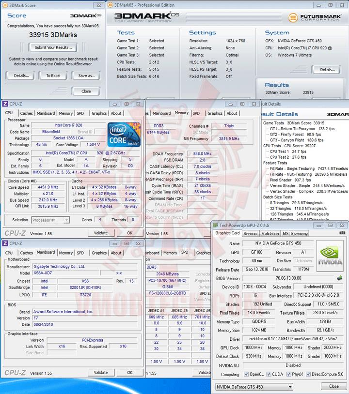 05 ov Palit GeForce GTS 450 Sonic Platinum 1 GB GDDR5 Review