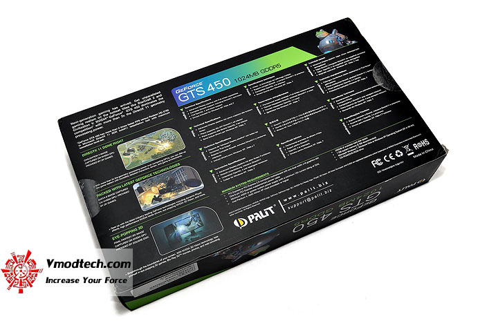 dsc 0115 Palit GeForce GTS 450 Sonic Platinum 1 GB GDDR5 Review