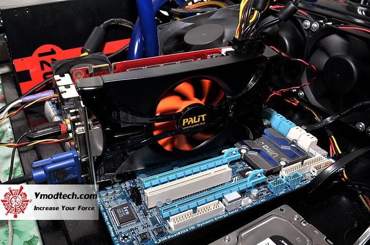 dsc 0040 PALIT GeForce GTX 460 SONIC 1024MB GDDR5 Review