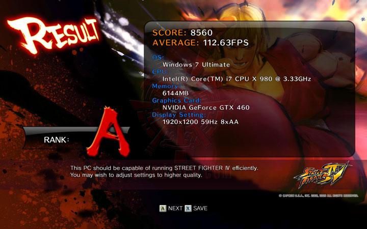 streetfighteriv df PALIT GeForce GTX 460 SONIC 1024MB GDDR5 Review