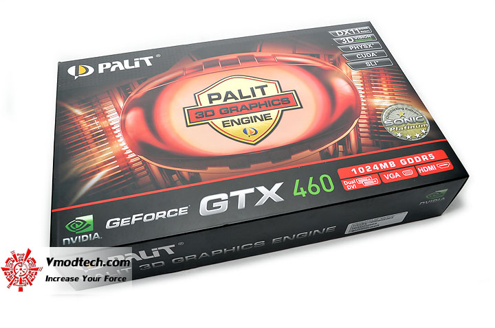 dsc 0166 Palit GeForce GTX 460 Sonic Platinum 1 GB GDDR5 Review