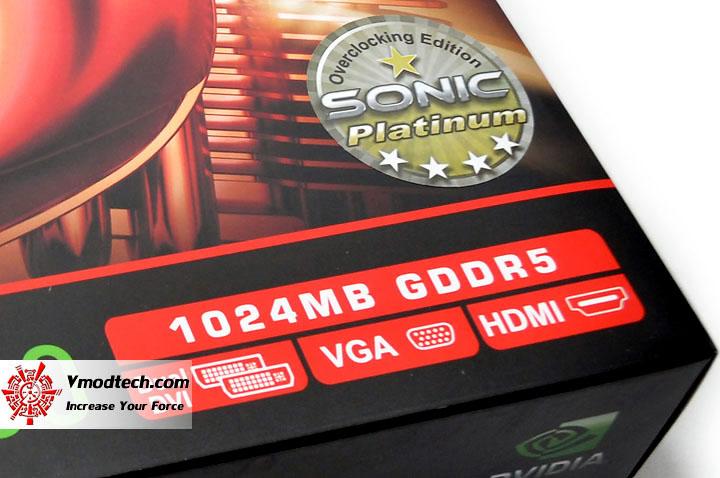 dsc 0167 Palit GeForce GTX 460 Sonic Platinum 1 GB GDDR5 Review