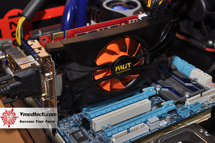 dsc 1004 Palit GeForce GTX 460 Sonic Platinum 1 GB GDDR5 Review