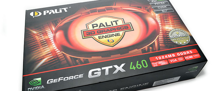 palit 460 sonic platinum Palit GeForce GTX 460 Sonic Platinum 1 GB GDDR5 Review