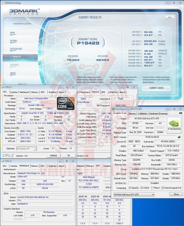 07np oc PALIT GTX 470 1280MB DDR5 Overclocking Review