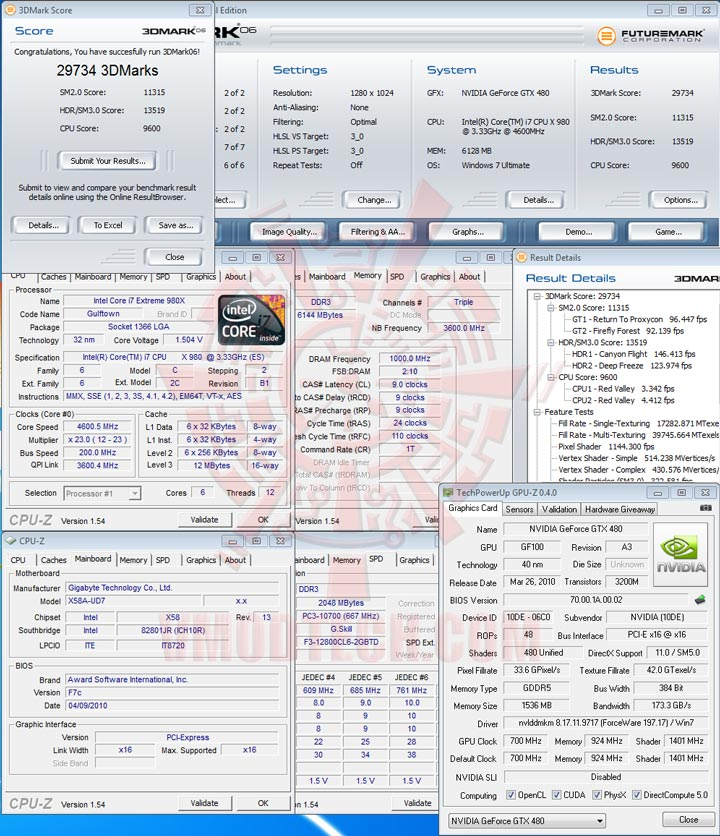 06 df PALIT GTX 480 1536MB DDR5 Full Review