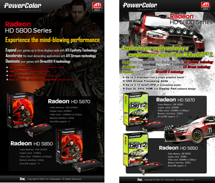 image003 Powercolor เอาใจสาวกเปิดตัวกราฟฟิกการ์ดรุ่นใหม่ Powercolor Radeon HD 5800