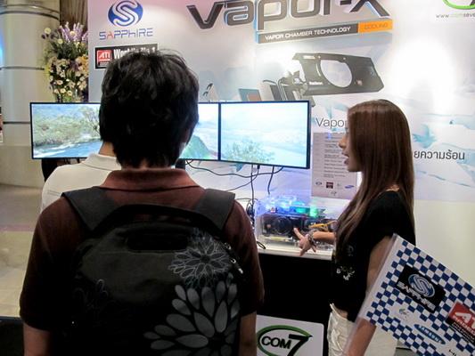 sapphire 3 resize SAPPHIRE โชว์ศักยภาพกราฟฟิคการ์ดแบรนด์ชั้นนำของโลก การันตีคุณภาพความแรงด้วยนักแข่งแชมป์ DiRT2