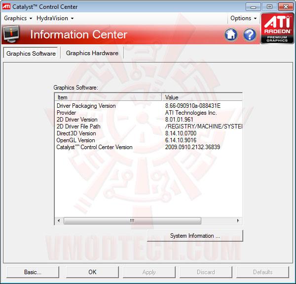 ccc2 SAPPHIRE Radeon HD 5750 1GB GDDR5 Review