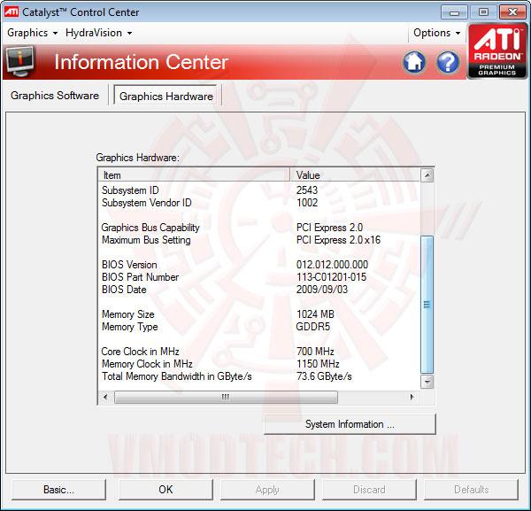 ccc4 SAPPHIRE Radeon HD 5750 1GB GDDR5 Review