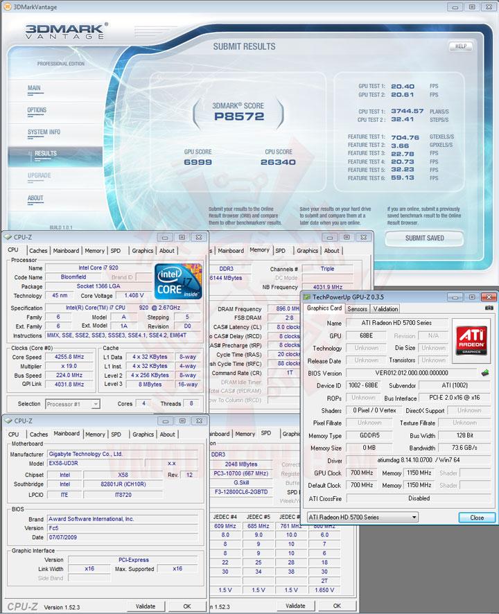 van SAPPHIRE Radeon HD 5750 1GB GDDR5 Review
