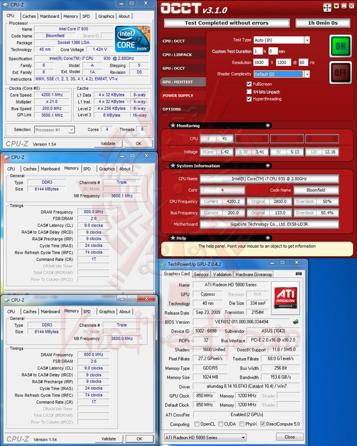occt 002 SEASONIC MI2D 850W 80 PLUS SILVER Review