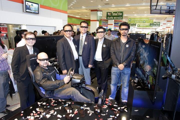 sonyhomeworks 298 720x479 โซนี่ ชวนคนไทยเปิดประสบการณ์ก้าวล้ำสู่โลก 3 มิติสมบูรณ์แบบ