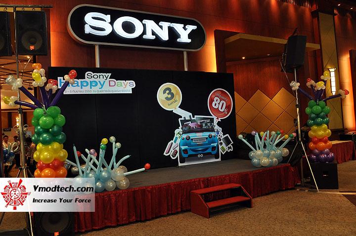 dsc 0281 พาชมบรรยากาศงาน Sony Happy Days 2010