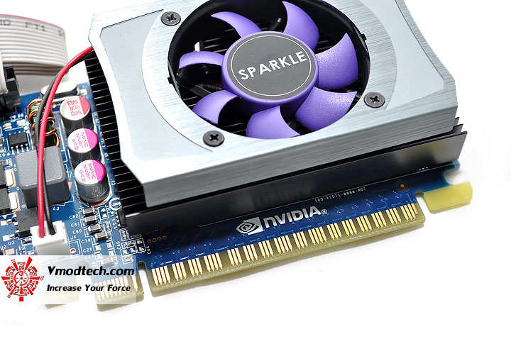 dsc 0026 SPARKLE New NVIDIA GeForce GT 430 1GB DDR3 Review