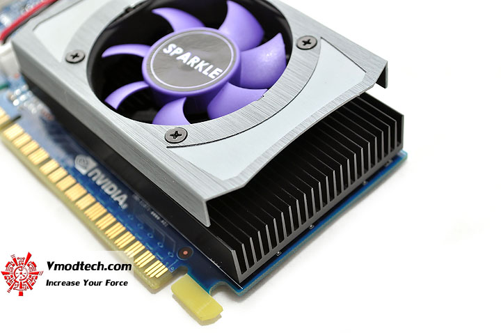 dsc 0027 SPARKLE New NVIDIA GeForce GT 430 1GB DDR3 Review