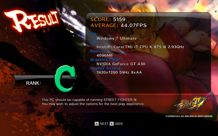 sf4 oc1 SPARKLE New NVIDIA GeForce GT 430 1GB DDR3 Review