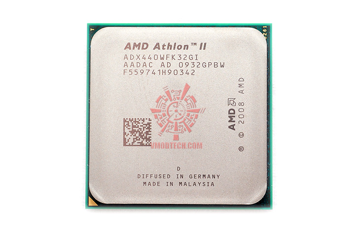 dsc 0019 The First Review of AMD Athlon™ II X3 440