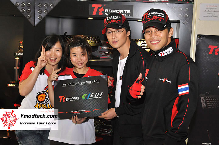 dsc 0026 The official launch of Tt eSPORTS in Bangkok