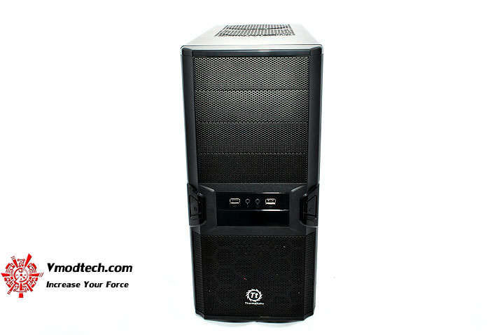 dsc 0186 Thermaltake V3 Black Edition Chassis Review