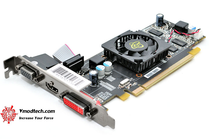 dsc 0078 XFX Radeon HD 5450 1GB DDR3 Review