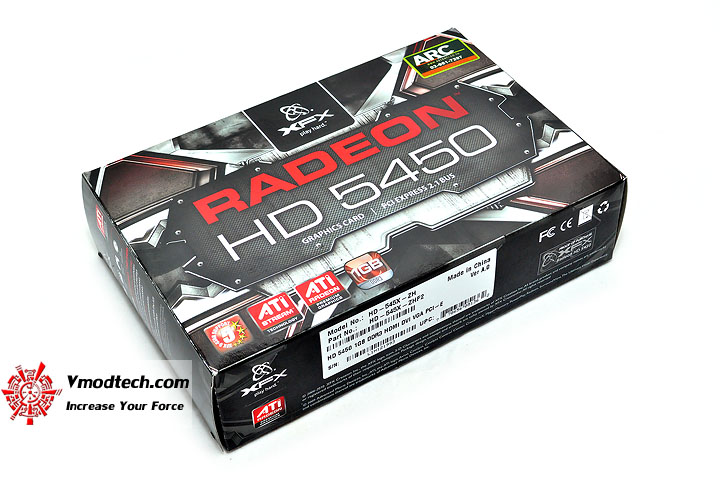 dsc 0097 XFX Radeon HD 5450 1GB DDR3 Review