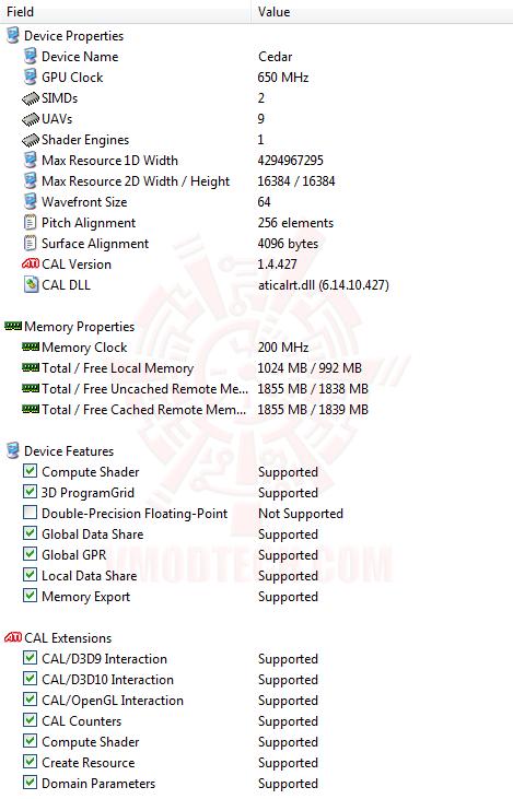 ed2 XFX Radeon HD 5450 1GB DDR3 Review