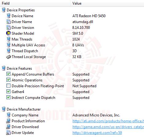 ed3 XFX Radeon HD 5450 1GB DDR3 Review