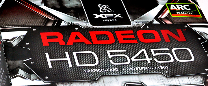 hd5450 11 XFX Radeon HD 5450 1GB DDR3 Review