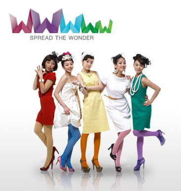 wondergirls sample โซนี่ ฮีริคสัน ชวนคนไทย อัพโหลดคลิป ร้อง เต้น โพสต์ ท่าของ 5 สาว Wonder Girls ลุ้นแพคเกจ VIP ชมคอนเสิร์ตกับกิจกรรม Spread the Wonder