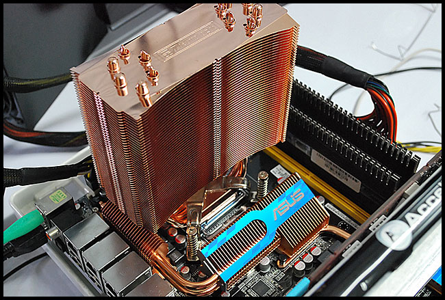 Install ThermalRight TRUE COPPER Review