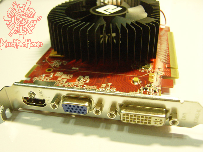 4830 07 First Touch !!!   PowerColor Radeon HD4830 512MB GDDR3 ที่นี่ ที่แรก...